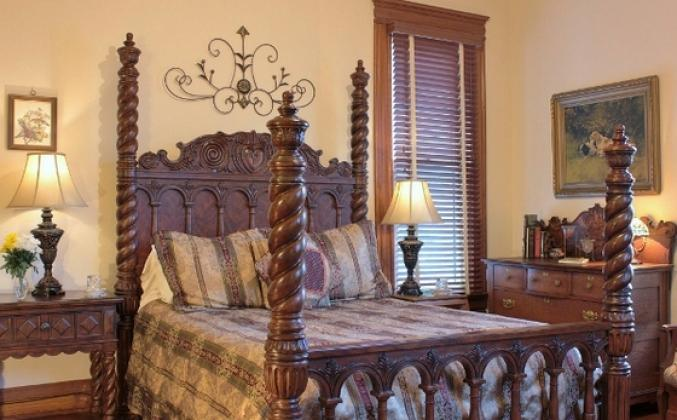 Spring Street Inn Bed & Breakfast - Hot Springs, Arkansas, tower 2