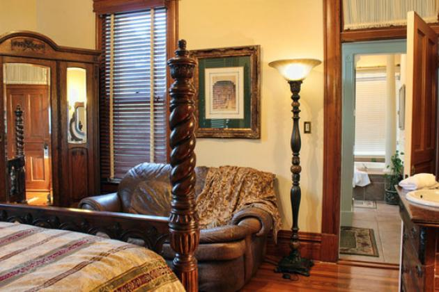 Spring Street Inn Bed & Breakfast - Hot Springs, Arkansas, tower 3